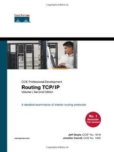 CCIE Professional Development: Routing TCP/IP, Volume 1, 2/e (Hardcover)-cover