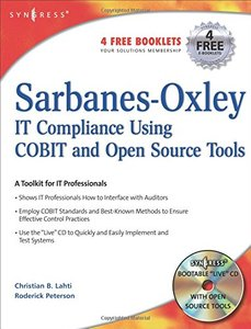 Sarbanes-Oxley IT Compliance Using COBIT and Open Source Tools-cover