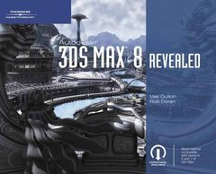 Autodesk 3ds Max 8 Revealed (Paperback)-cover