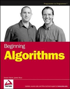 Beginning Algorithms-cover
