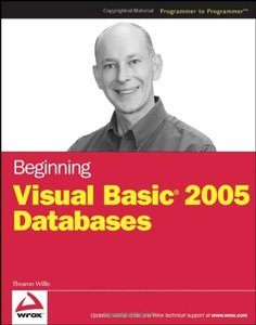 Beginning Visual Basic 2005 Databases (Paperback)-cover