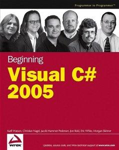 Beginning Visual C# 2005