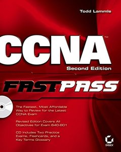 CCNA: Cisco Certified Network Associate FastPass, 2/e-cover