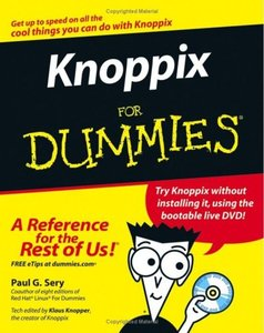 Knoppix For Dummies-cover
