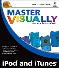 Master Visually iPod and iTunes-cover
