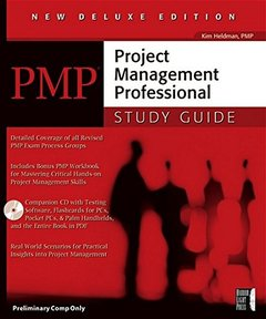 PMP: Project Management Professional Study Guide, Deluxe Edition