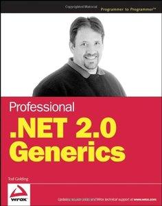 Professional .NET 2.0 Generics-cover
