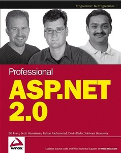 Professional ASP.NET 2.0-cover