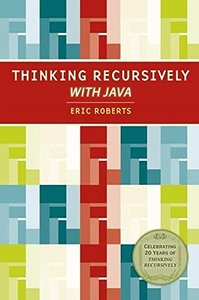 Thinking Recursively: With Examples in Java, 2/e (Paperback)-cover