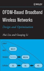 OFDM-Based Broadband Wireless Networks: Design and Optimization-cover