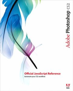 Adobe Photoshop CS2 Official JavaScript Reference-cover