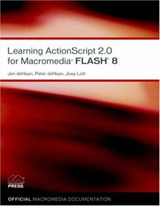 Learning ActionScript 2.0 for Macromedia Flash 8-cover