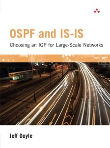 OSPF and IS-IS: Choosing an IGP for Large-Scale Networks-cover