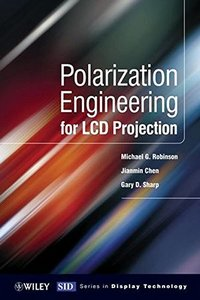 Polarization Engineering for LCD Projection-cover