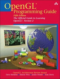 OpenGL Programming Guide: The Official Guide to Learning OpenGL, 5/e-cover