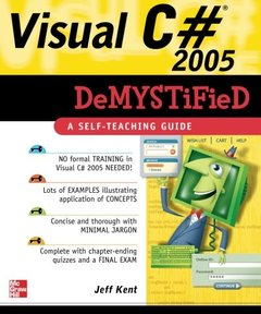 Visual C# 2005 Demystified (Paperback)-cover