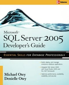 Microsoft SQL Server 2005 Developer's Guide (Paperback)-cover