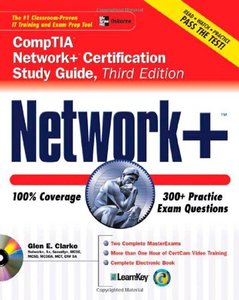 Network + Certification Study Guide, 3/e