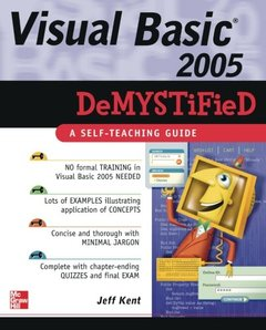 Visual Basic 2005 Demystified-cover