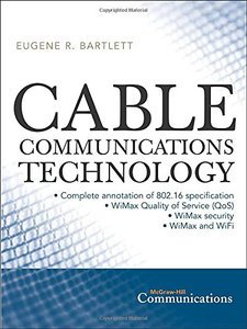 Cable Communications Technology (Hardcover)-cover