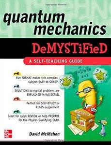 Quantum Mechanics Demystified-cover