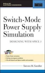 Switch-Mode Power Supply Simulation with PSpice and SPICE 3 (Hardcover)-cover