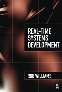 Real-Time Systems Development (Paperback)-cover
