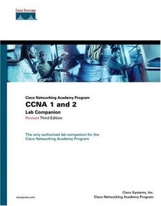 CCNA 1 and 2 Lab Companion, Revised, 3/e-cover