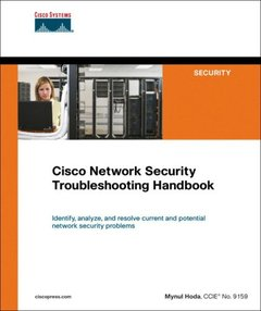 Cisco Network Security Troubleshooting Handbook-cover