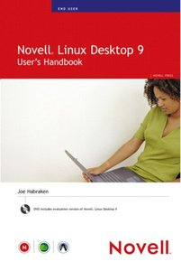 Novell Linux Desktop 9 User's Handbook-cover