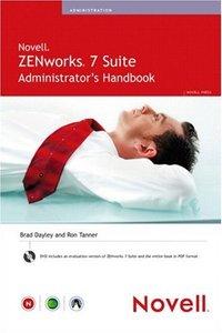 Novell ZENworks 7 Suite Administrator's Handbook-cover