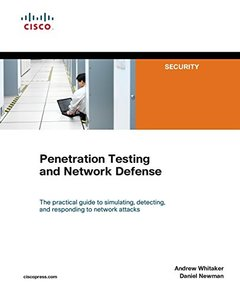 Penetration Testing and Network Defense-cover