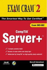 Server+ Certification Exam Cram 2 (Exam SKO-002)-cover