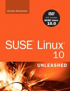 SUSE Linux 10.0 Unleashed (Paperback)-cover