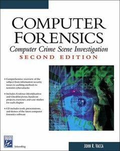 Computer Forensics: Computer Crime Scene Investigation, 2/e-cover