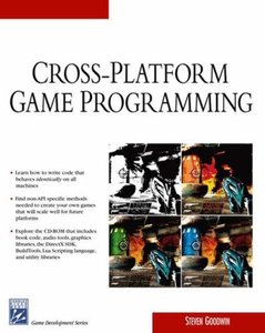 Cross-Platform Game Programming-cover