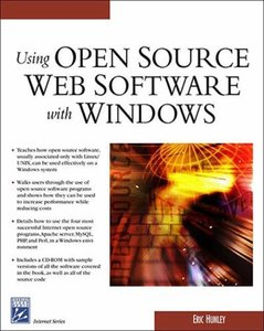 Using Open Source Web Software with Windows-cover