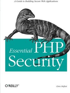 Essential PHP Security (Paperback)-cover