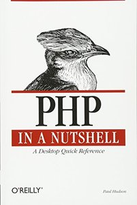PHP in a Nutshell-cover