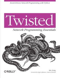 Twisted Network Programming Essentials (Paperback)-cover