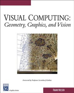 Visual Computing: Geometry, Graphics, And Vision (Hardcover)-cover