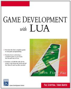 Game Development With LUA-cover