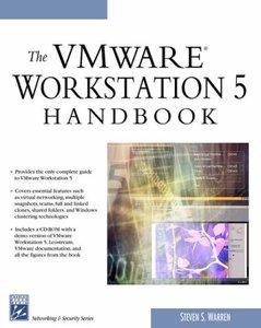 The VMWare Workstation 5 Handbook-cover