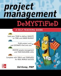 Project Management Demystified-cover