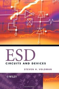 ESD: Circuits and Devices (Hardcover)-cover