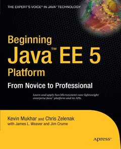 Beginning Java EE 5: From Novice to Professional-cover