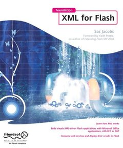 Foundation XML for Flash-cover