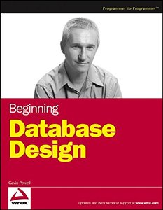 Beginning Database Design-cover