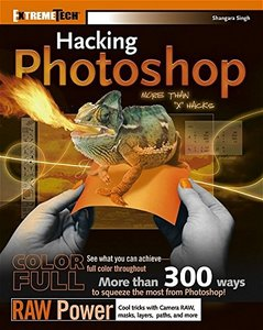 Hacking Photoshop CS2-cover
