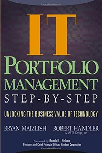 IT Portfolio Management: Unlocking the Business Value of Technology-cover